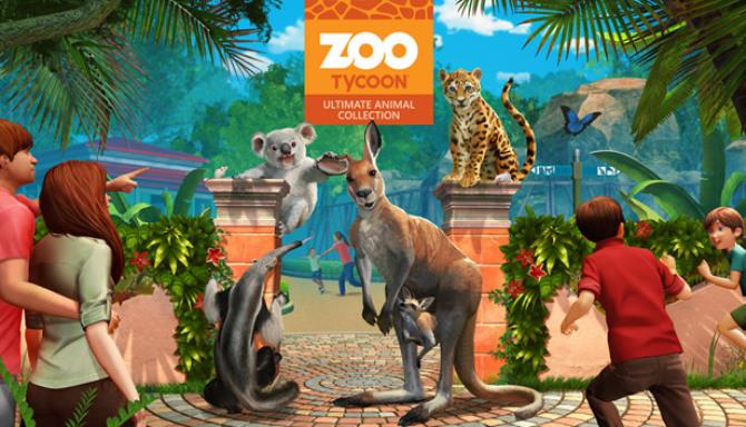 Zoo Tycoon: Ultimate Animal Collection PC Game Free Download