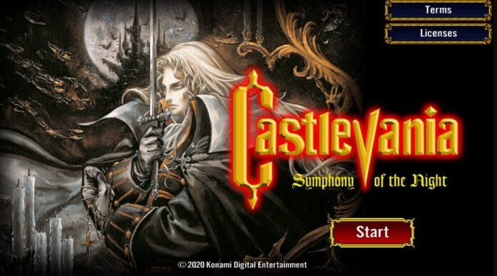 Castlevania Symphony Of The Night Latest Version Free Download
