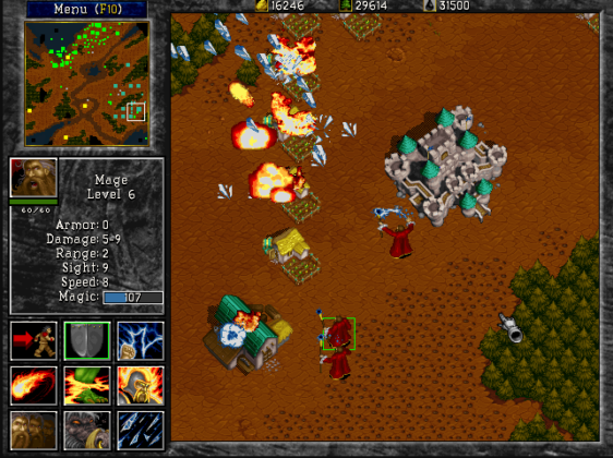 The Warcraft 2 iOS/APK Full Version Free Download