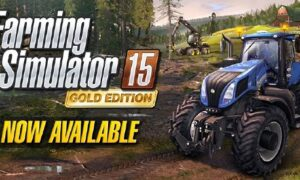 Farming Simulator 15 Gold Edition PC Game Free Download