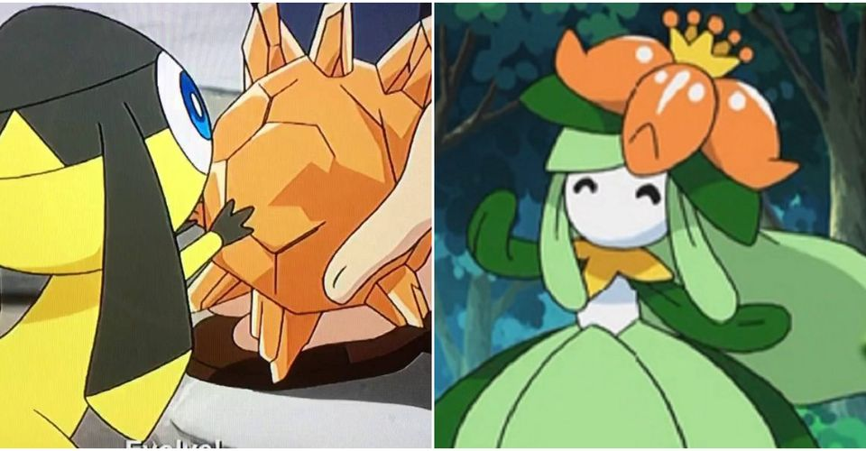 Pokemon Sword & Shield: Every Pokemon That Evolves With The Sun Stone (& Where To Catch Them)