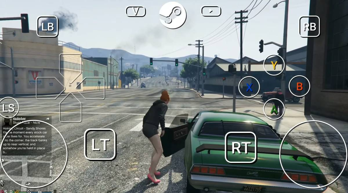 Grand Theft Auto V Full Mobile Game Free Download