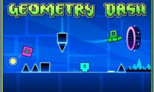 Geometry Dash Game iOS Latest Version Free Download