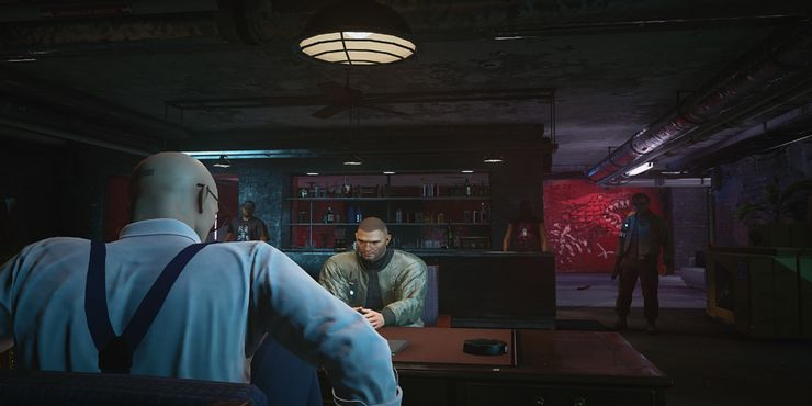 Hitman 3 Outsells Predecessor in UK Boxed Charts