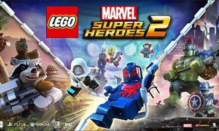 LEGO Marvel Superheroes 2 iOS/APK Version Full Game Free Download
