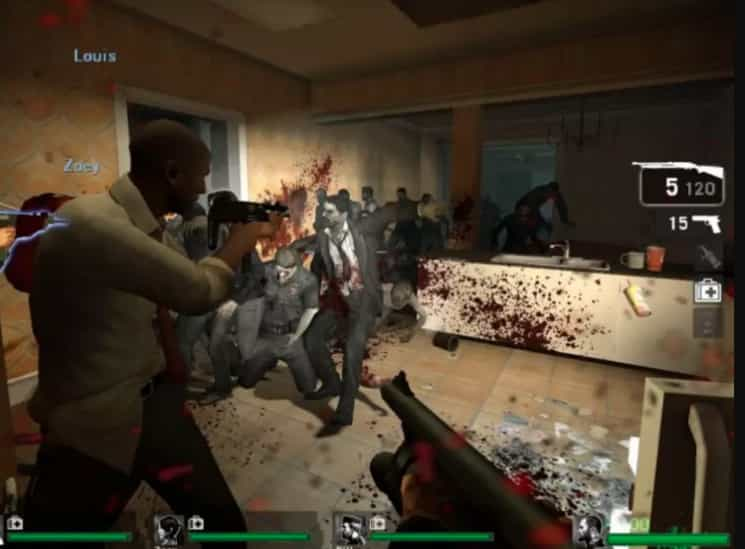 Left 4 Dead iOS Version Full Game Free Download