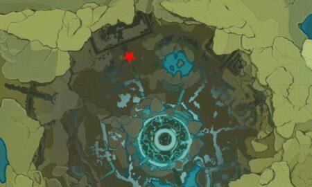 Genshin Impact: How to Complete Treasure Area 8 Co-Op Challenge