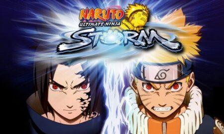 Naruto: Ultimate Ninja Storm iOS Version Full Game Free Download
