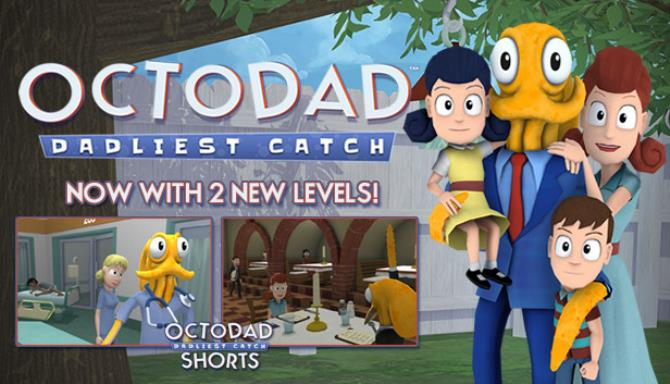 Octodad: Dadliest Catch PC Version Game Free Download