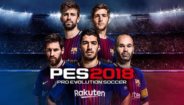 PRO EVOLUTION SOCCER 2018 IOS APK Free Download
