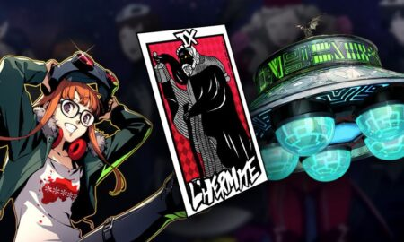 Persona 5: The Secrets of the Reclusive Hermit Arcana