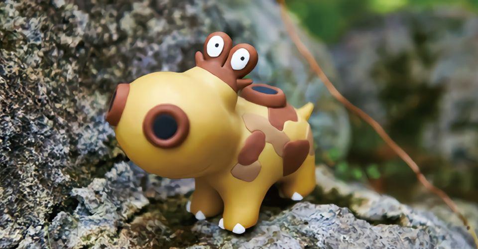 Pokemon GO: How to Get Shiny Hippopotas