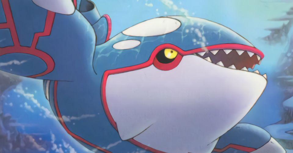Pokemon GO: How to Catch Kyogre