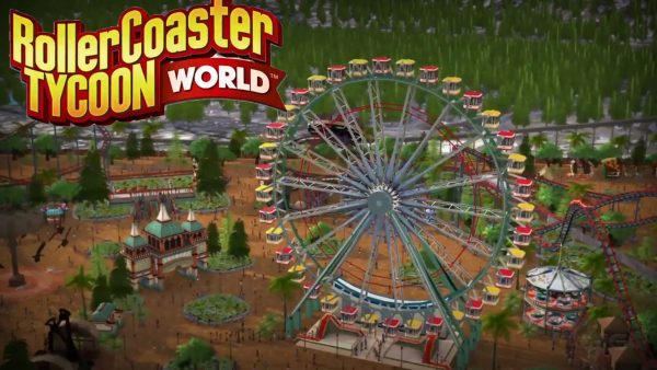 RollerCoaster Tycoon World IOS/APK Free Download