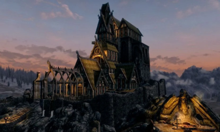 PS5 Runs Skyrim at 60 FPS With Mod