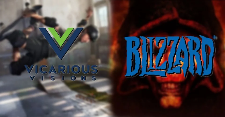 Vicarious Visions Officially Merging with Blizzard Entertainment