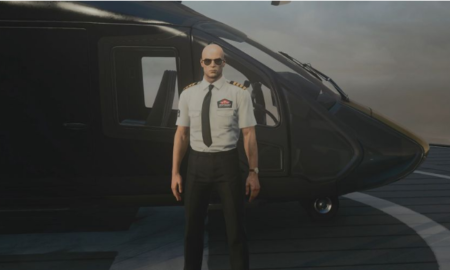 Hitman 3: How to Get Helicopter Key in Dubai