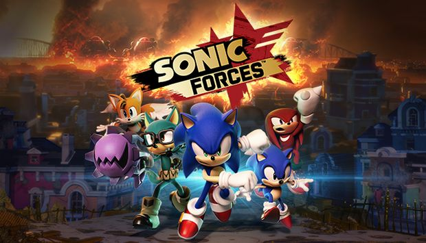 Sonic Forces iOS/APK Full Version Free Download