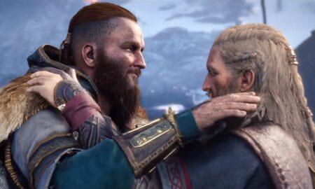 Assassin's Creed Valhalla Will Fix Facial Animation Glitches in Future Update