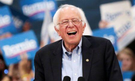 The Bernie Sanders Inauguration Meme is Taking Over Video Games