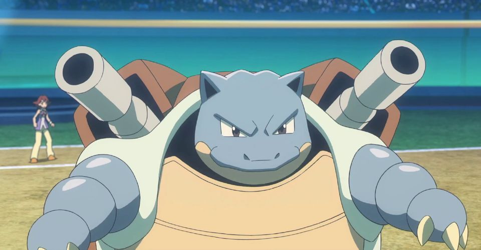 Rare Blastoise Pokemon Card Goes for A Ton of Money at Auction