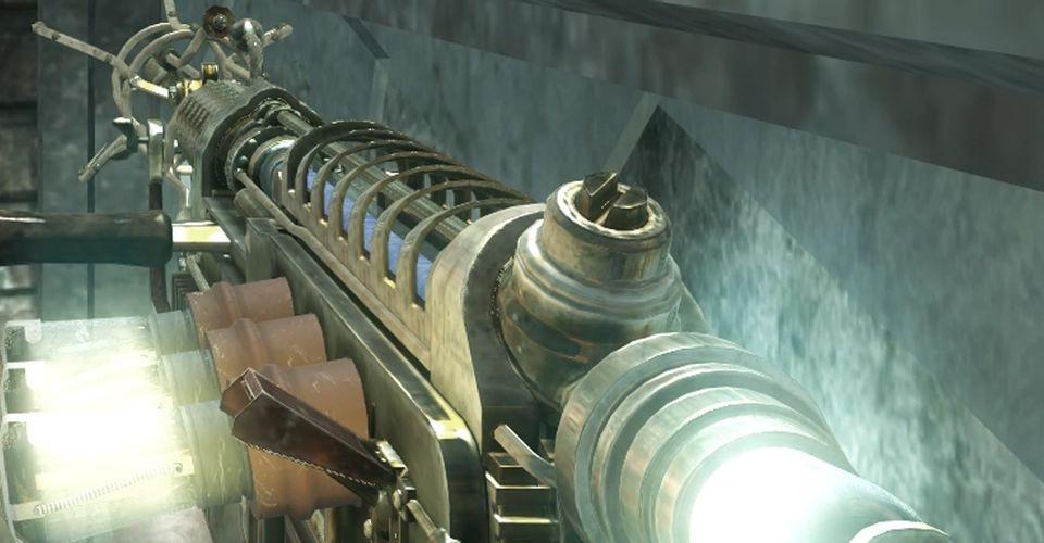 Call of Duty Fan Creates A Functional Wunderwaffe DG-2