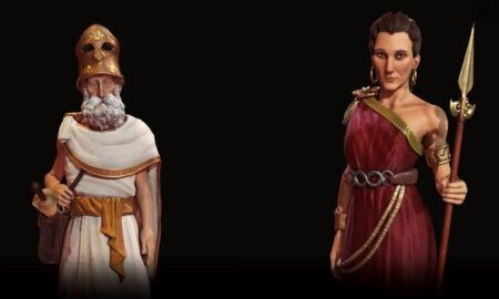 Civilization 6: The 5 Best Leaders for a Cultural Victory
