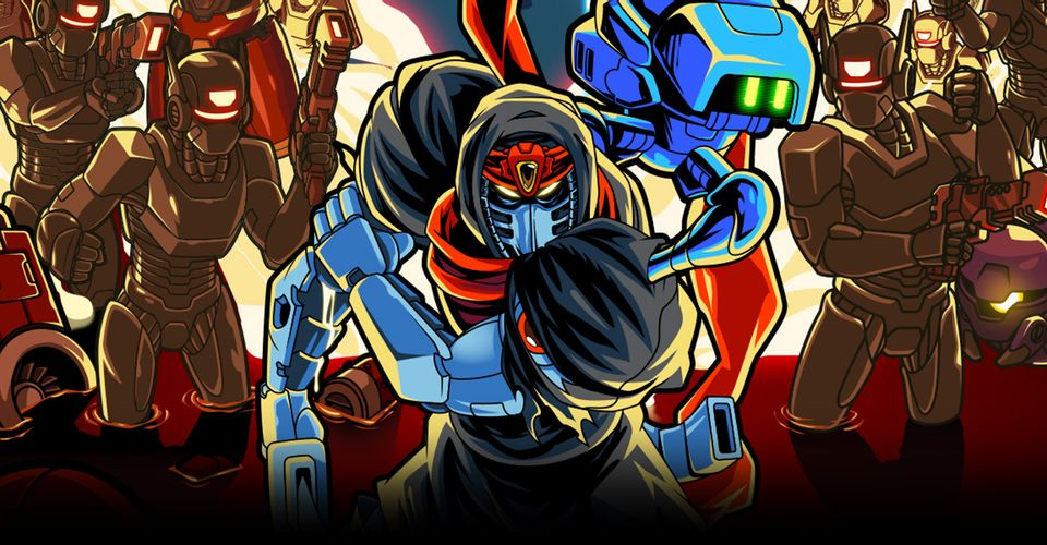 Cyber Shadow is Coming to Switch Thanks to Yacht Club Games