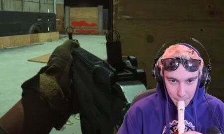 Call of Duty: Warzone Streamer Wins Gulag While Playing Recorder