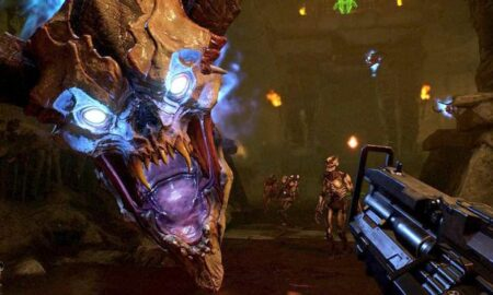 Doom Developer id Software is Apparently Making A VR Game