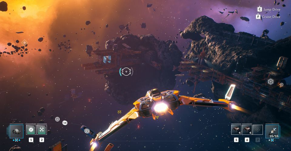 Everspace 2 Early Access Launch Exceeds 'Wildest Expectations'