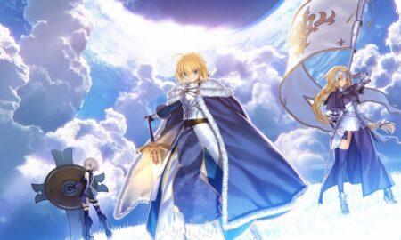 Fate/Grand Order Gets Prisma Illya Rerun Event