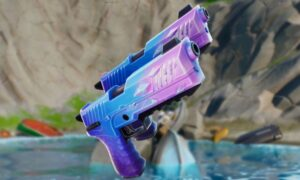 Fortnite: Where to Find Hop Rock Dualies Exotic Weapons