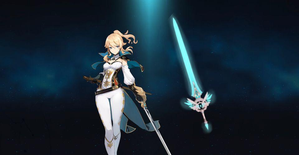 Genshin Impact: How To Get Skyward Blade