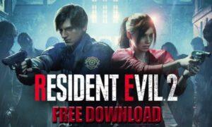 Resident Evil 2 Remake Apk iOS Latest Version Free Download