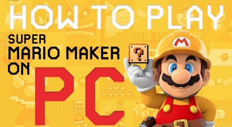 Super Mario Maker PC Latest Version Game Free Download
