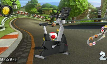 Fan Creates Labo Mario Kart Exercise Bike