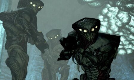 Mass Effect's Collector Alien Race Aren't What They Seem To Be