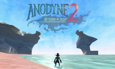 Zelda-Inspired Anodyne 2 Gets Release Date