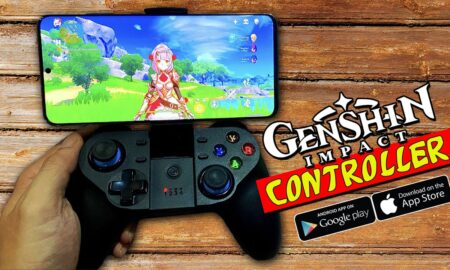 Genshin Impact Adding Mobile Controller Support for iOS