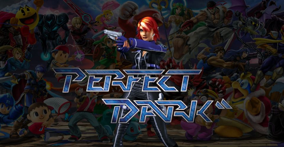 The Case for Super Smash Bros. Ultimate to Add Perfect Dark's Joanna Dark as DLC