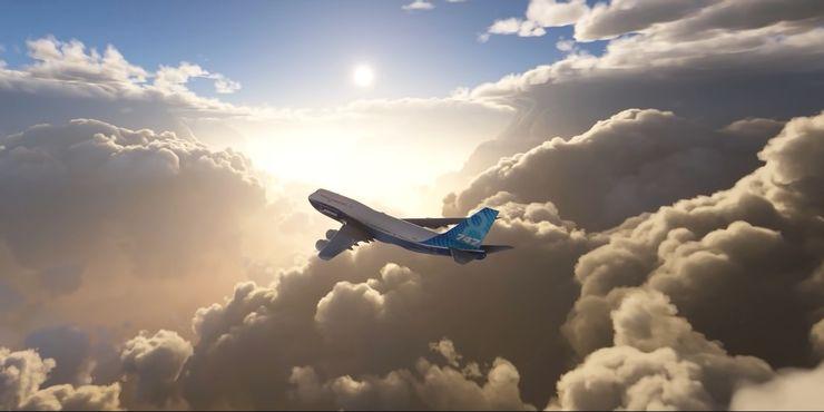 Microsoft Flight Simulator Delays UK Map Update