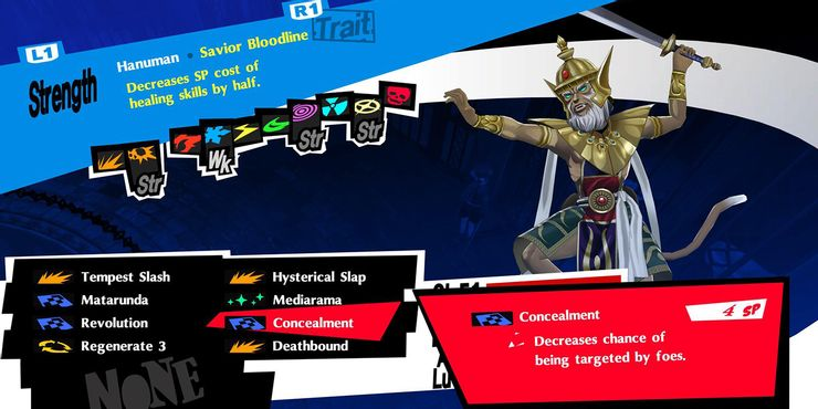 Persona 5: The Heroes and Legends of the Strength Arcana