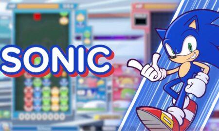 Puyo Puyo Tetris 2 Adding New Sonic the Hedgehog Content