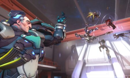 Sigma Gravitic Flux Bug Divides Overwatch Fans