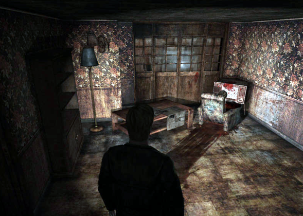 Silent Hill Game iOS Latest Version Free Download