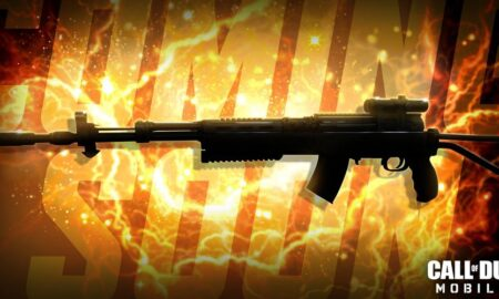 Call of Duty: Mobile's New Weapon May Be A Marksman Rifle