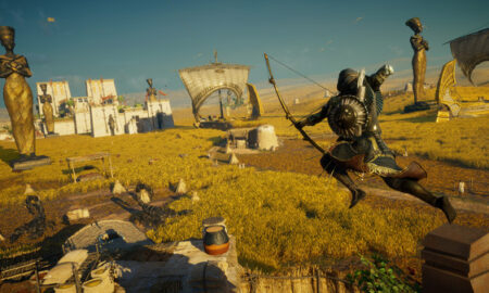 Assassin's Creed Origins The Curse Of The Pharaohs APK Full Version Free Download