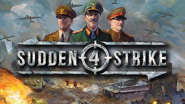 Sudden Strike 4 iOS/APK Full Version Free Download