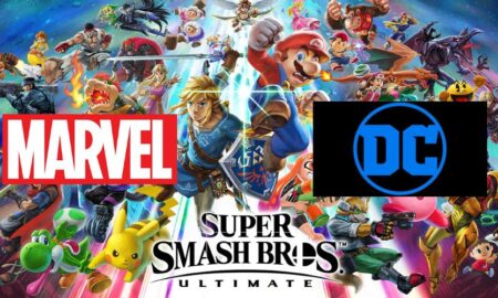 Fan Reimagines Super Smash Bros. Fighters as Marvel and DC Superheroes